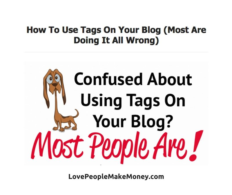 How To Use Blog Tags and Categories Correctly