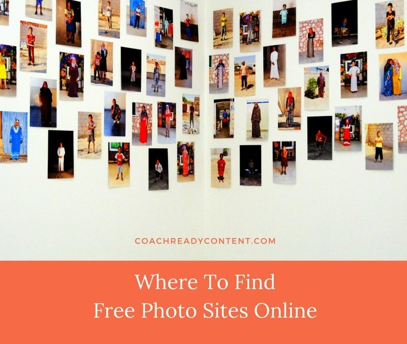 Where To Find Free Photo Sites Online