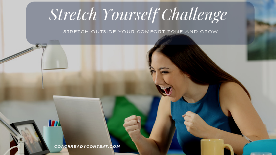 Stretch Your Challenge